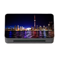 Toronto City Cn Tower Skydome Memory Card Reader With Cf by Samandel