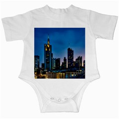 Frankfurt Germany Panorama City Infant Creepers