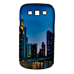 Frankfurt Germany Panorama City Samsung Galaxy S Iii Classic Hardshell Case (pc+silicone)