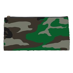 Army Green Camouflage Pencil Cases