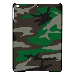 Army Green Camouflage Ipad Air Hardshell Cases