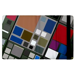 Abstract Composition Apple Ipad Pro 12 9   Flip Case by Samandel