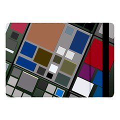 Abstract Composition Apple Ipad Pro 10 5   Flip Case