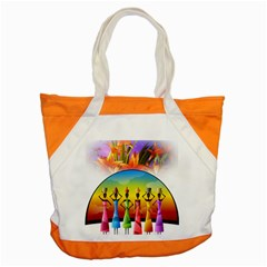 African American Women Accent Tote Bag by AlteredStates