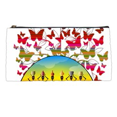 African Americn Art African American Women Pencil Cases by AlteredStates