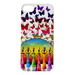 African Americn Art African American Women Apple Iphone 5s/ Se Hardshell Case by AlteredStates