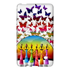 African Americn Art African American Women Samsung Galaxy Tab 4 (7 ) Hardshell Case  by AlteredStates