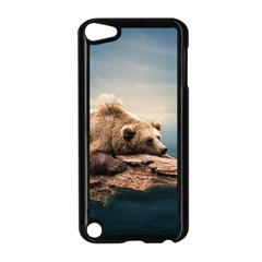 Bear Water Apple Ipod Touch 5 Case (black)