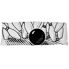 Bowling Ball Sport Body Pillow Case (dakimakura)