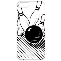 Bowling Ball Sport Apple Iphone 5 Classic Hardshell Case