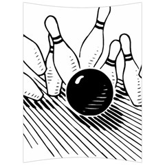 Bowling Ball Sport Back Support Cushion