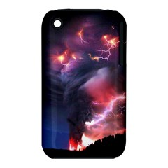 Volcano Lightning Wallpapers Flash Strom Iphone 3s/3gs