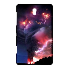 Volcano Lightning Wallpapers Flash Strom Samsung Galaxy Tab S (8 4 ) Hardshell Case  by AnjaniArt