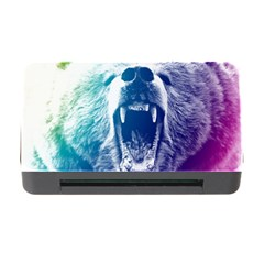 Bear Grizzly Wallpaper Memory Card Reader With Cf by AnjaniArt