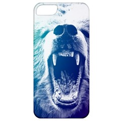 Bear Grizzly Wallpaper Apple Iphone 5 Classic Hardshell Case