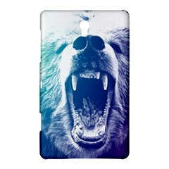 Bear Grizzly Wallpaper Samsung Galaxy Tab S (8 4 ) Hardshell Case  by AnjaniArt