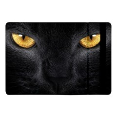 Face Black Eye Cat Apple Ipad 9 7 by AnjaniArt