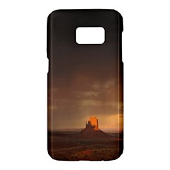 Desert Lighting Strom Flash Samsung Galaxy S7 Hardshell Case