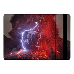 Fire Volcano Lightning Montain Wallpapers Apple Ipad 9 7 by AnjaniArt