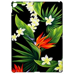 Frangipani Flower Apple Ipad Pro 12 9   Hardshell Case by AnjaniArt