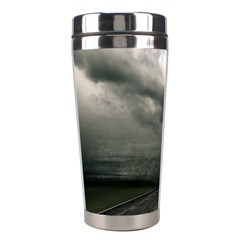 Hurricane Stainless Steel Travel Tumblers by AnjaniArt