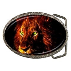 King Lion Wallpaper Animals Belt Buckles by AnjaniArt