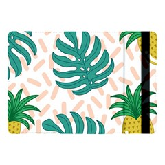 Green Leaf Fruite Pineapples Apple Ipad 9 7 by AnjaniArt