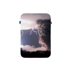 Lighting Flash Fire Wallpapers Apple Ipad Mini Protective Soft Cases by AnjaniArt
