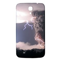 Lighting Flash Fire Wallpapers Samsung Galaxy Mega I9200 Hardshell Back Case