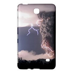 Lighting Flash Fire Wallpapers Samsung Galaxy Tab 4 (8 ) Hardshell Case  by AnjaniArt