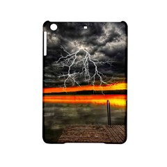 Lighting Strom Summer Star Sunset Sunrise Ipad Mini 2 Hardshell Cases by AnjaniArt