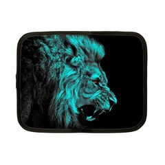 King Lion Wallpaper Jungle Netbook Case (small)