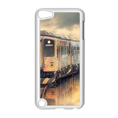 Manipulation Ghost Train Painting Apple Ipod Touch 5 Case (white)