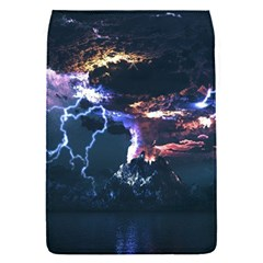 Lightning Volcano Manipulation Volcanic Eruption Removable Flap Cover (s) by AnjaniArt