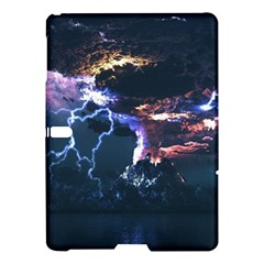 Lightning Volcano Manipulation Volcanic Eruption Samsung Galaxy Tab S (10 5 ) Hardshell Case  by AnjaniArt