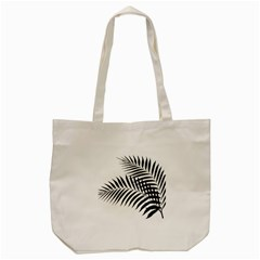 Palm Leaves Tote Bag (cream)