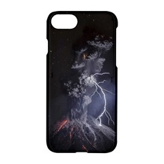 Star Night Volcano Lightning Wallpapers Flash Strom Apple Iphone 7 Hardshell Case