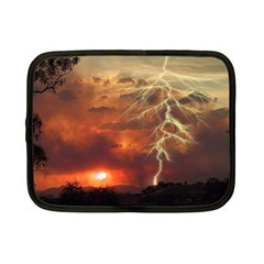 Sunset Lighting Filage Summer Netbook Case (small)