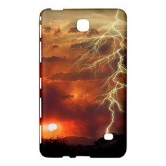 Sunset Lighting Filage Summer Samsung Galaxy Tab 4 (8 ) Hardshell Case  by AnjaniArt
