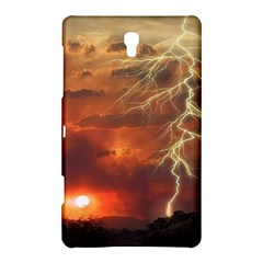 Sunset Lighting Filage Summer Samsung Galaxy Tab S (8 4 ) Hardshell Case  by AnjaniArt