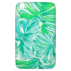 Painting Leafe Green Summer Samsung Galaxy Tab 3 (8 ) T3100 Hardshell Case  by AnjaniArt