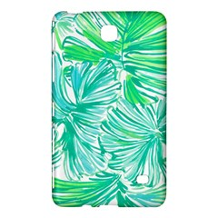 Painting Leafe Green Summer Samsung Galaxy Tab 4 (7 ) Hardshell Case  by AnjaniArt