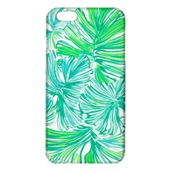 Painting Leafe Green Summer Iphone 6 Plus/6s Plus Tpu Case by AnjaniArt
