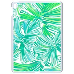 Painting Leafe Green Summer Apple Ipad Pro 9 7   White Seamless Case