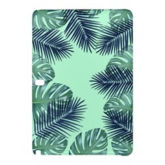 Tropical Leaves Green Leaf Samsung Galaxy Tab Pro 12 2 Hardshell Case