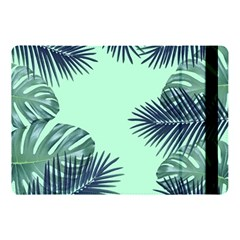 Tropical Leaves Green Leaf Apple Ipad 9 7 by AnjaniArt