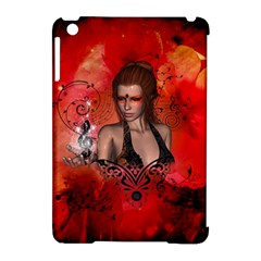 The Fairy Of Music Apple Ipad Mini Hardshell Case (compatible With Smart Cover) by FantasyWorld7