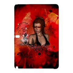 The Fairy Of Music Samsung Galaxy Tab Pro 10 1 Hardshell Case by FantasyWorld7