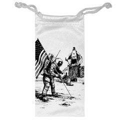 Apollo Moon Landing Nasa Usa Jewelry Bag