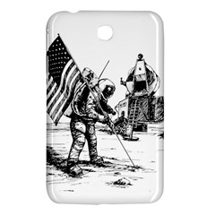 Apollo Moon Landing Nasa Usa Samsung Galaxy Tab 3 (7 ) P3200 Hardshell Case  by Samandel
